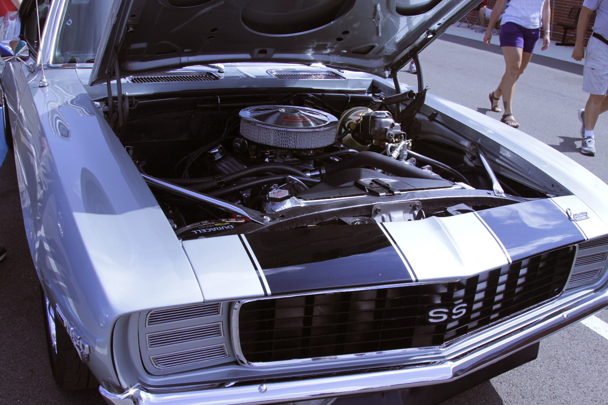 Show Worthy: Timothy Moyer's 1969 Camaro RS – Beyond the