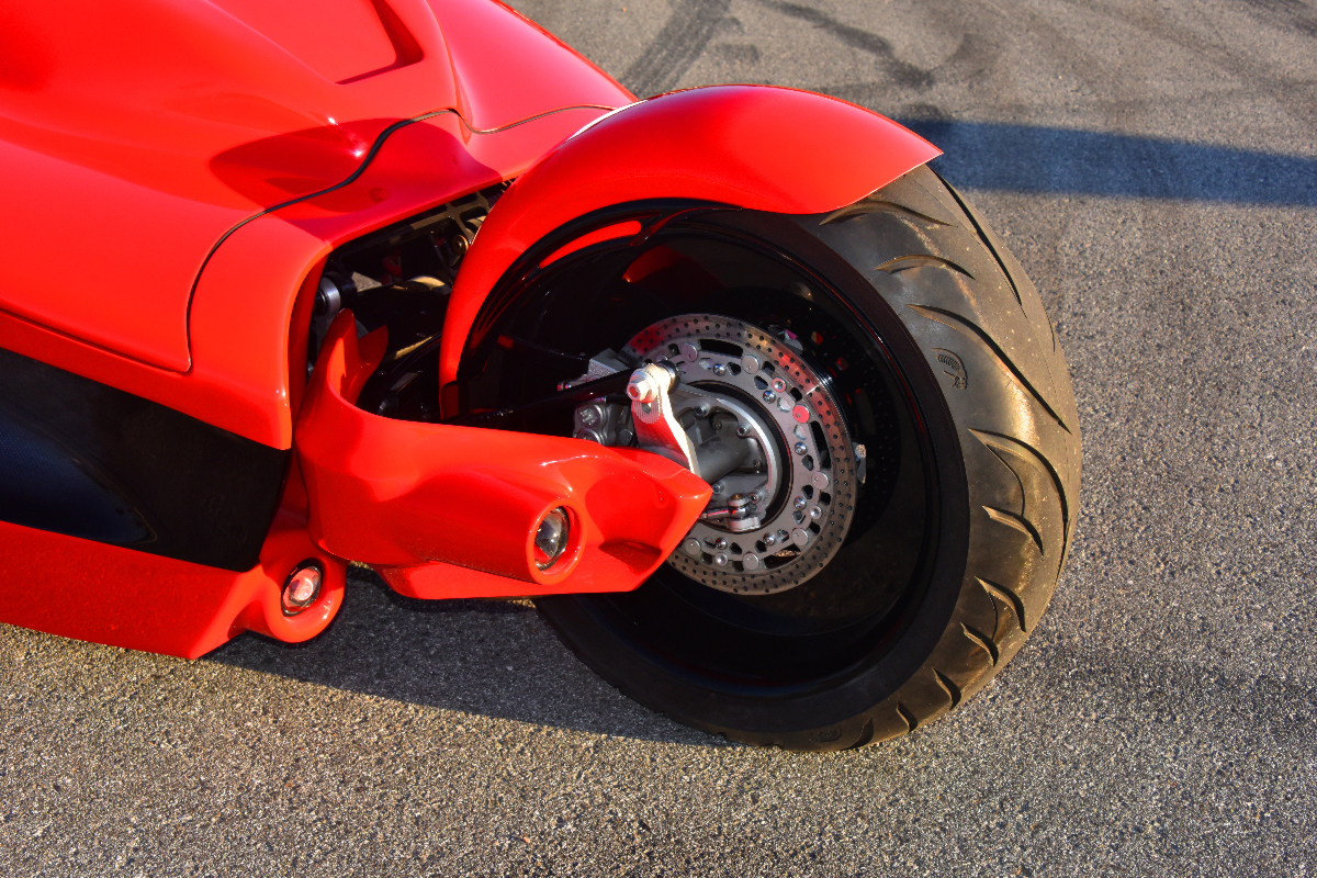 Three For The Road: A Viper Powered Trike – Beyond the