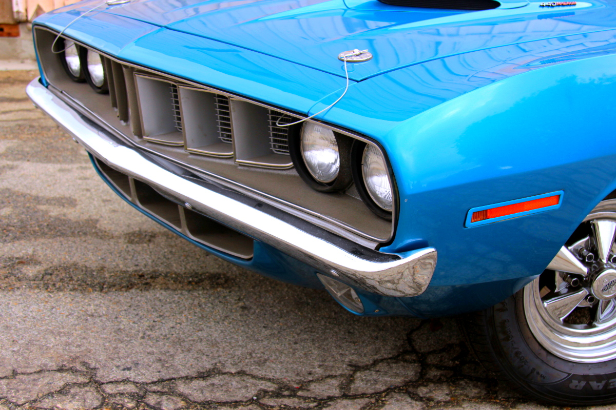 B5 Beauty: A Cool Cruisin' 1971 Plymouth 'Cuda – Beyond the