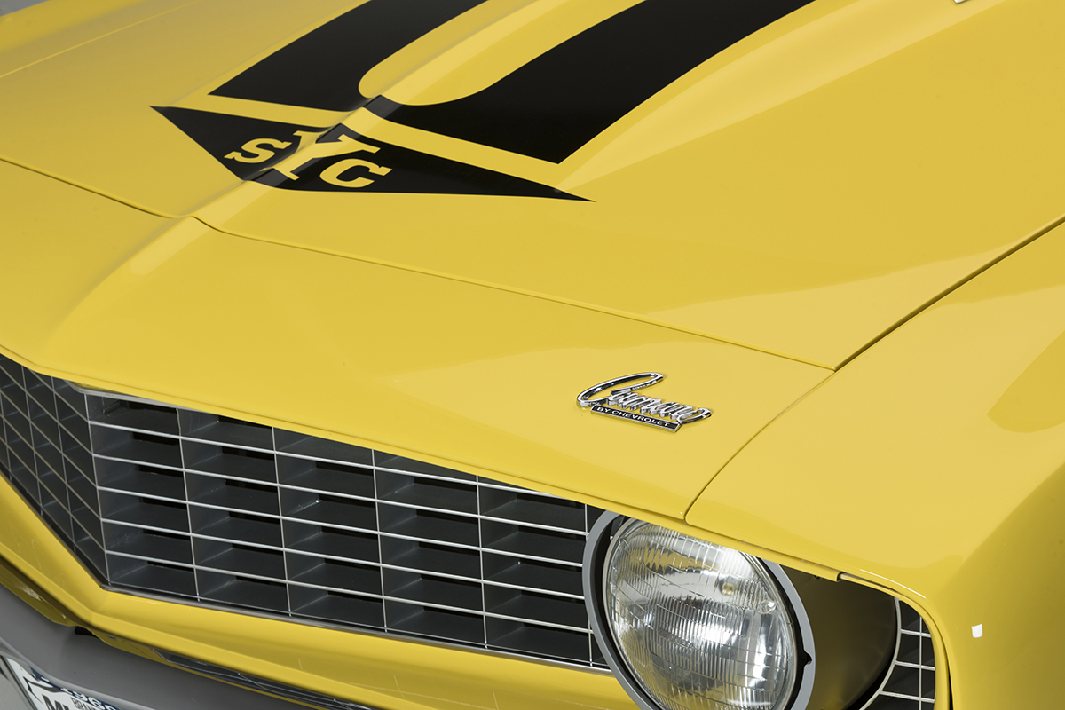 The First Officially Licensed Yenko Continuation Camaro – Beyond the